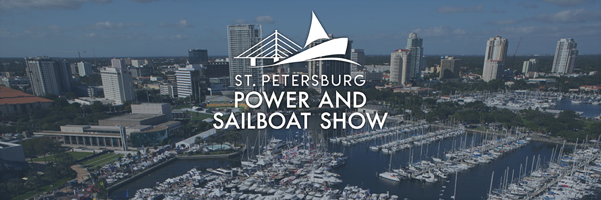 St Petersburg Power Sailboat Show Boats Powerboats - Car show duke energy center